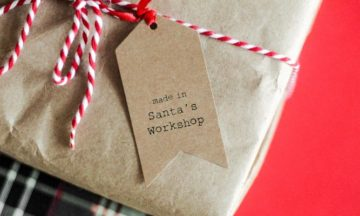 Create Holiday Gift Tags