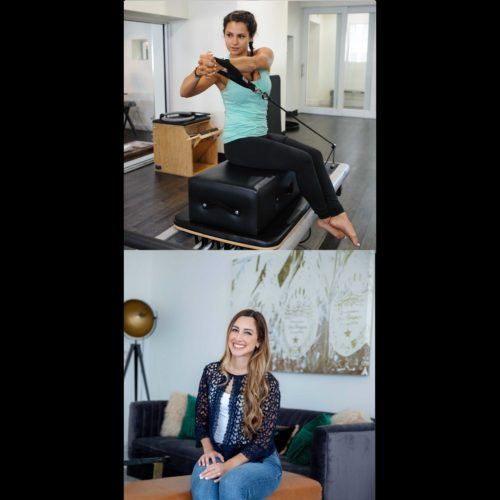 Pilates & Nutrition by Amanda Christodoulou + Galit Zarco