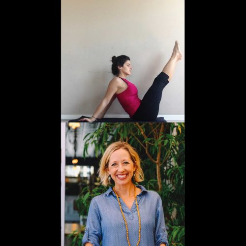 Pilates & Nutrition by Ariana Dupar + Chef Julie