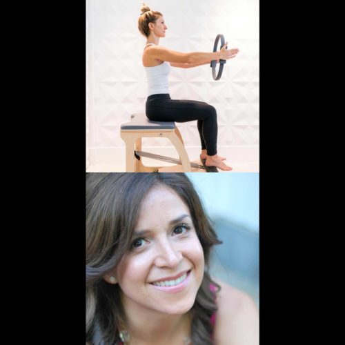 Pilates & Nutrition by Haline Victorio + Maika Luongo