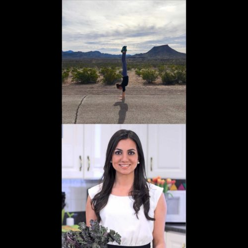 Quick Workouts & Healthy Snacks by Jacqui Somen + Lucette Talamas