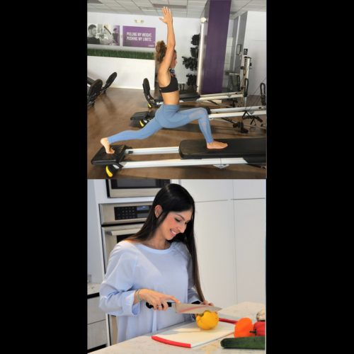 Pilates & Nutrition by Julie D'Avenio + Mercedes Benadivas