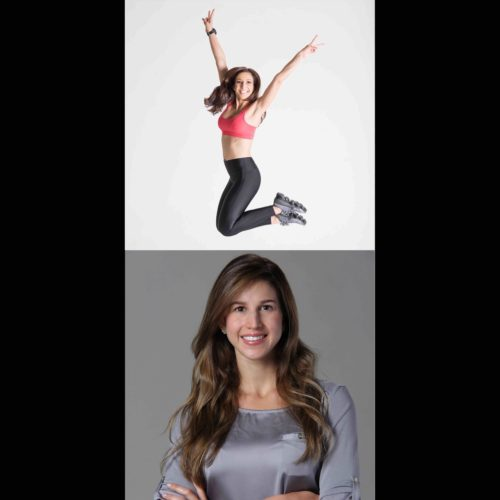 Quick Workouts & Healthy Snacks by Mari Espinoza + Carla Duenas