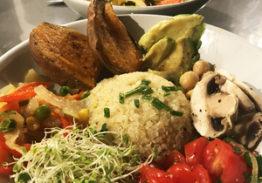 Quinoa Vegan Bowl