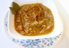 Split Pea Soup with Vegetables